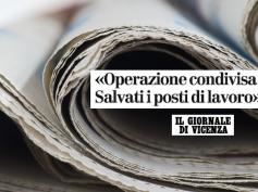 Banche venete, il parere di First Cisl sul Giornale di Vicenza