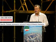 Banche venete, Zero Zero News intervista Giulio Romani