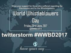 23 giugno, giornata mondiale del whistleblower