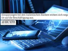 Lo studio di First Cisl sugli esuberi sulla stampa on line tedesca