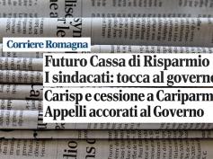Rimini, Cesena, San Miniato, la posizioni di First Cisl sul Corriere Romagna