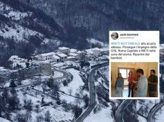 """Terremoto, l'impegno di First Cisl a Cittareale, """"ripartire dai bambini"""""""