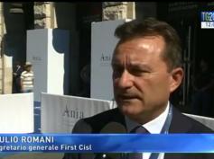 Mps, Giulio Romani sul tg di Tv2000