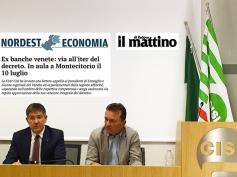 Sul Mattino di Padova l'appello di First Cisl e Cisl Veneto alla politica