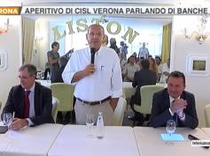 La tavola rotonda di Verona sul sistema bancario veneto, il video di Telenuovo