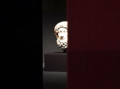 La Testa di Ade, simbolo della mostra Fidelis a Palermo