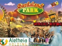 Tempo di vacanza, i biglietti per Gardaland scontati su Aletheia Store
