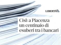 """La Libertà sugli esuberi a Piacenza, """"come se grande azienda locale chiudesse"""""""