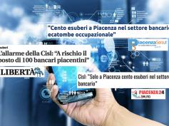 Piacenza, l'allarme esuberi di First Cisl sui web magazine locali