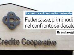 Bresciaoggi sulla trattativa in Federcasse, l'opinione di First Cisl