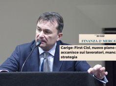 Finanza e Mercati, First Cisl su Carige, nuovo piano si accanisce su lavoratori
