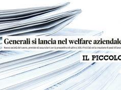 Il Piccolo, First Cisl, accordo Generali crea posti di lavoro e rafforza Ccnl