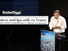 """Italia Oggi, """"sugli istituti in liquidazione è allarme occupazione"""""""