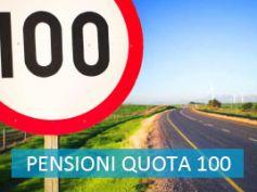"""Pensioni, si torna a parlare di """"quota 100"""""""