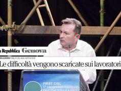 La Repubblica, le difficoltà di Carige scaricate sui lavoratori