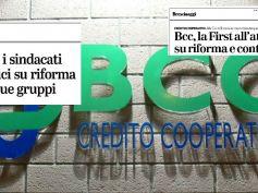Da Brescia la critica di First Cisl per il piano dei gruppi Bcc