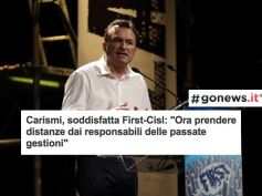 Gonews, l'opinione di First Cisl sull'integrazione di Carismi in Cariparma