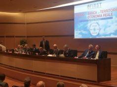 Il ruolo della banca del territorio nel convegno di First Cisl Latina