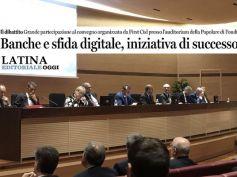 """Convegno First Cisl su banche e sfida digitale, una """"iniziativa di successo"""""""