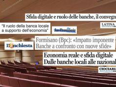 Il convegno di First Cisl sulla sfida digitale nelle banche sulla stampa locale