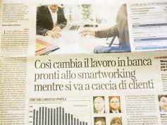 Smartworking, Giulio Romani su Affari&Finanza de La Repubblica
