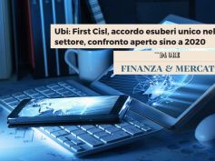 First Cisl sul Sole 24 Ore, la sfida vinta in Ubi