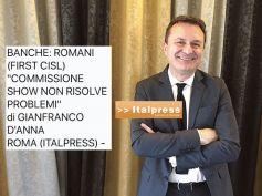 """Italpress, Romani (First Cisl): """"Commissione show non risolve i problemi"""""""