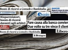 Consob tenga conto di vertenze clienti e lavoratori, First Cisl sulla stampa