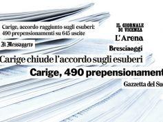 Carige, First Cisl sulla stampa, banca apra alla partecipazione dei lavoratori