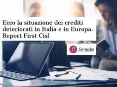 Formiche.net, l'analisi di Romani e Colombani sugli npl nelle banche europee