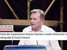 Tutela dell'occupazione, disastri bancari e npl: il parere di Giulio Romani