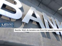 Banche, M5S, da incontro con First Cisl spunti importanti