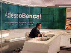 AdessoBanca! Giulio Romani in studio a RaiNews24