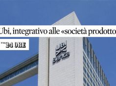 No figli di dio minore, integrativo alle good bank, First Cisl sul Sole 24 Ore