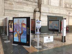 Milano si parte, disabilità e arte nelle 12 opere in mostra fino al 22 febbraio