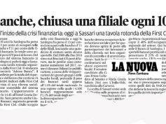 AdessoBanca! oggi a Sassari, Romani, le banche riscoprano la funzione sociale