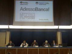 AdessoBanca! a Palermo il manifesto per la tutela del risparmio e del lavoro