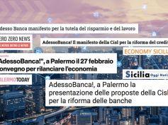 AdessoBanca!, Palermo è pronta per il rilancio dell'economia