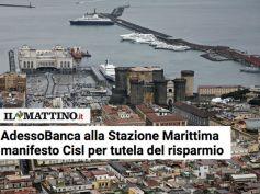 AdessoBanca!, il convegno di Napoli su Il Mattino