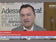 AdessoBanca! a Palermo, nel tg di Ultima Tv le proposte Cisl e  First Cisl