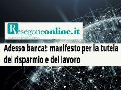 AdessoBanca! a Lecco, il Paese riparte se le banche recuperano il ruolo sociale