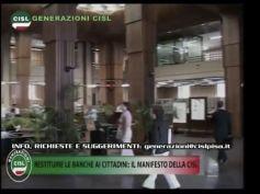AdessoBanca!, una puntata di Generazioni Cisl su Canale 50