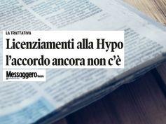 Messaggero Veneto, First Cisl Fvg, Hypo Bank non lasci nel limbo 36 lavoratori