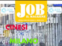 AdessoBanca!, Job il Magazine, mensile Cisl Milano, intervista Giulio Romani