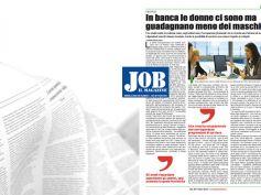 Su Job Magazine la ricerca First Cisl sull'occupazione delle donne in banca