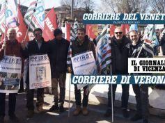 Ex Banche Venete, in Intesa 9000, in bilico 700 lavoratori delle partecipate