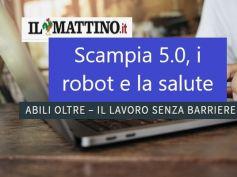 ll Mattino, Abili Oltre a Scampia, uso dei robot per aiutare la riabilitazione
