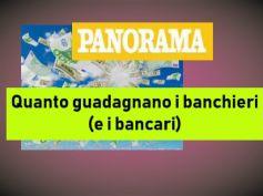 Panorama, studio First Cisl, tre vite da bancario per un anno da ad