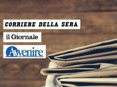Corriere, Il Giornale, Avvenire, banche, rapporto First Cisl mega stipendi