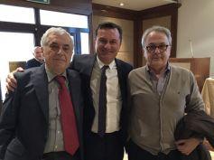 Consiglio generale, gli interventi di Giuliano Calcagni e Massimo Masi
